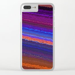 Darkness Falls Clear iPhone Case