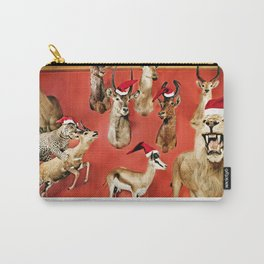 Christmas animals Carry-All Pouch
