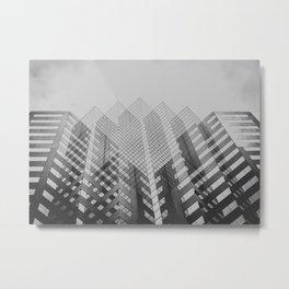 10 Broad Street, Columbus Ohio Metal Print