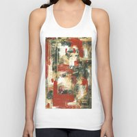 moulin rouge Tank Tops featuring Rouge by MelissaBeaulieu