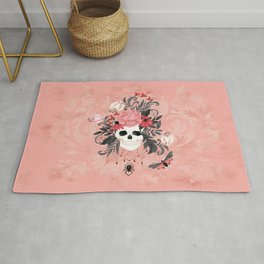 Fascination with the Morbs Rug