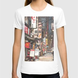 Lights in the Snow T-shirt