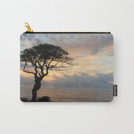 Lone Tree in Hawaii Carry-All Pouch
