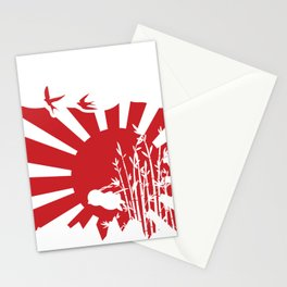 Penguin Bushido Stationery Cards