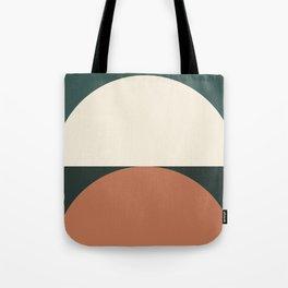 Abstract Geometric 01E Tote Bag