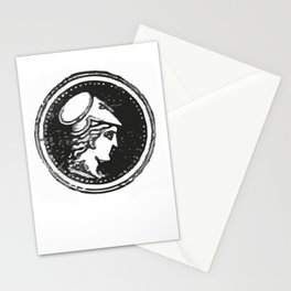 Athena Minerva Stationery Cards