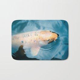 Koi Closeups #4 Surfacing Bath Mat
