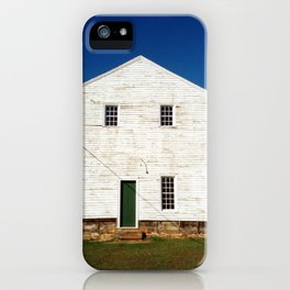Old St. Paul's (Side View) iPhone Case