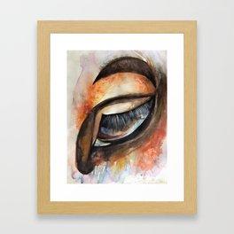 Vagabond Framed Art Print