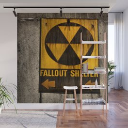 Fallout Shelter Wall Mural