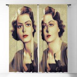 Ingrid Bergman, Hollywood Legend Blackout Curtain