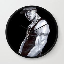 Respect the Swag Wall Clock