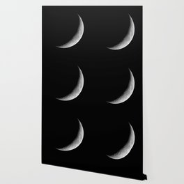 Crescent Moon Wallpaper