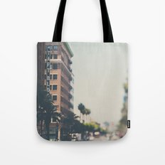 the Taft Building ... Tote Bag