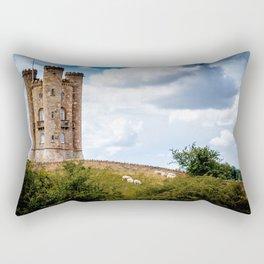 Broadway Tower Worcestershire Rectangular Pillow