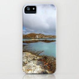 Rodel, Isle of Harris iPhone Case