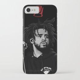 J.Cole iPhone Case