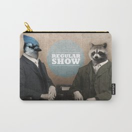 Mordecai & Rigby Carry-All Pouch