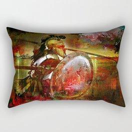 The Spartan Rectangular Pillow