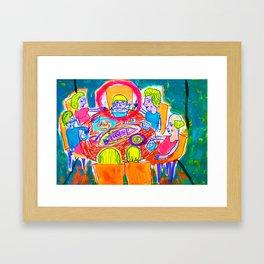 only me Framed Art Print