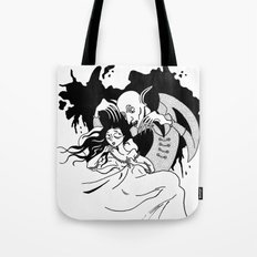 Nosferatu the Vampire Tote Bag