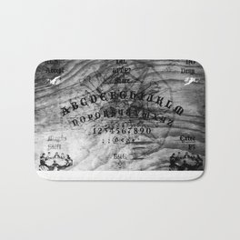 Modern Ouija Bath Mat