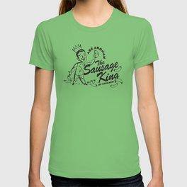 Abe Froman, Sausage King Of Chicago, Vintage 1986 T Shirt, Original Retro Design T-shirt