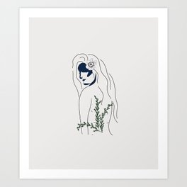 marisa Art Print