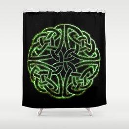 Celtic Glow Shower Curtain