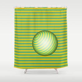 Geolino  5 Shower Curtain