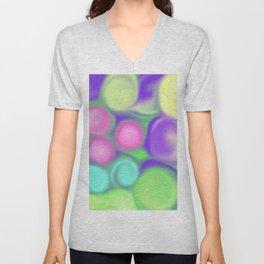 Fruity colours Unisex V-Neck