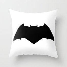 Bat Knight 3 Throw Pillow