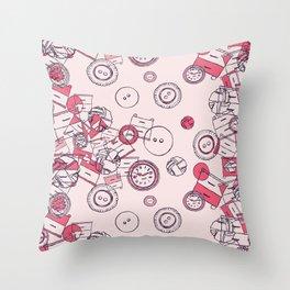 Sweet Caroline Throw Pillow