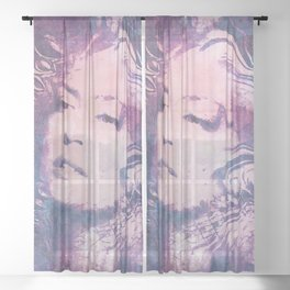 Lover Sheer Curtain