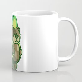 Fruit Avovado bear, Fruits Coffee Mug
