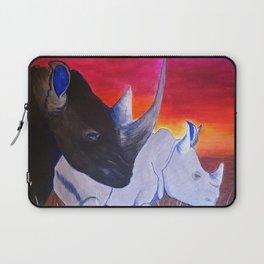White Rhino Laptop Sleeve
