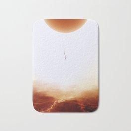 Mars Diving Bath Mat
