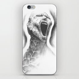 Scream Soots iPhone Skin