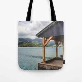 Kauai Bay Tote Bag