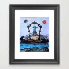 Dreams and Realities Framed Art Print