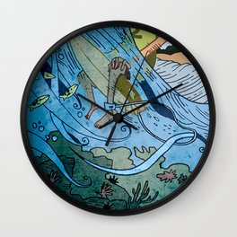 The Contest Wall Clock