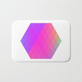 Hexagon? Bath Mat