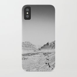 SPOTTED WOLF CANYON / Utah iPhone Case