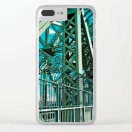 Montreal | Bridge Clear iPhone Case