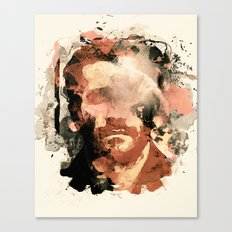 Jake Gyllenhaal Canvas Print