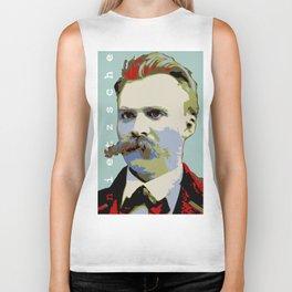 Nietzsche Biker Tank
