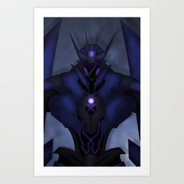 """""""The Eyes and Ears of the Decepticons"""" Art Print"""