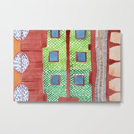 Marrakesch Metal Print