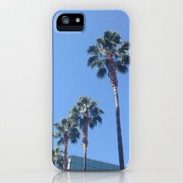 Hollywood Boulevard iPhone Case