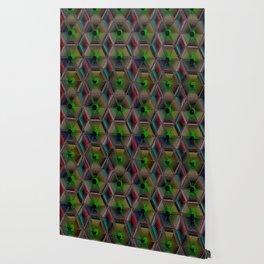 Hypnotic Geometric - Dark Wallpaper
